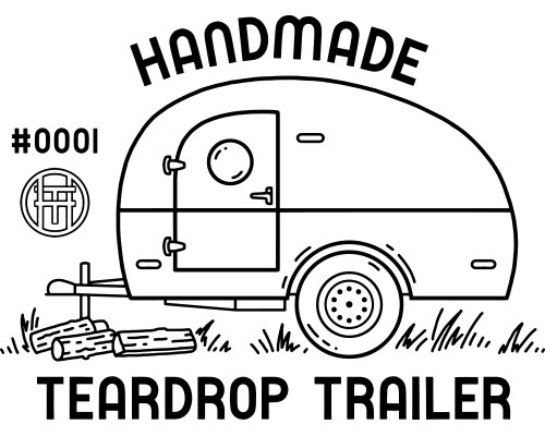 The Handmade Teardrop Trailer Hall of Fame logo